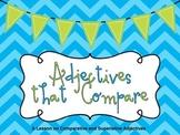 Comparative and Superlative Adjective Presentation