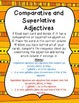 Comparative and Superlative Adjective Sort