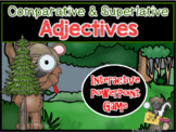 Comparative and Superlative Adjectives ~ Interactive PPT Game
