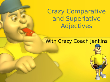 Comparative and Superlative Adjectives Power Point