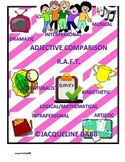 Comparative and Superlative Adjectives R.A.F.T.