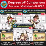 Comparative and Superlative Adjectives Worksheets | BUNDLE