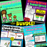 Comparative and Superlative Adjectives and Adverbs: A Bundle of Activities