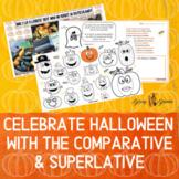 Comparative and Superlative, Halloween, German Culture