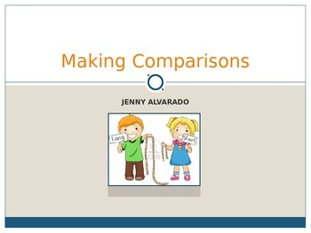 Comparatives / Adjectives