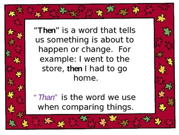 Comparatives Lesson