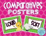 Comparatives Posters