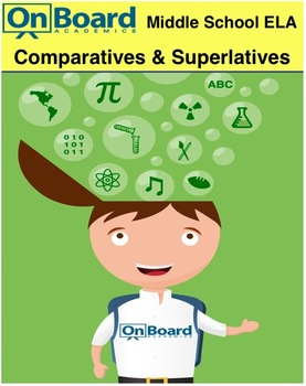 Comparatives and Superlatives-Interactive Lesson