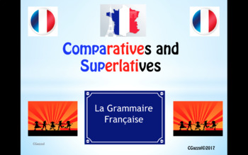 Comparatives and Superlatives in French - A Complete Guide.