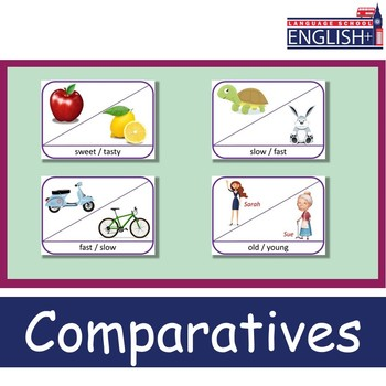 Comparatives cards