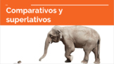 Comparativos y Superlativos (Comparatives and Superlatives) - Lecture