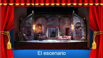 Comparativos y Superlativos - Premios de teatro (Theater Awards)