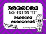 Compare 2 Non-Fiction Text Graphic Organizer