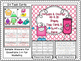 Compare&Contrast 2D&3D Shape Attribute TASK CARDS & Scoot Game (ELA&MATH CCSS)