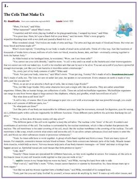 Compare & Contrast Articles Pt. 2