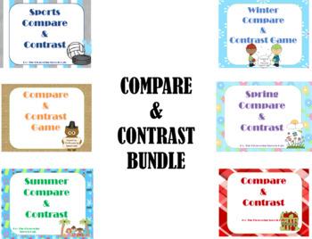 Compare & Contrast BUNDLE