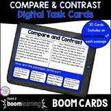 Compare & Contrast Boom Cards ™ 2nd & 3rd Grade - Digital