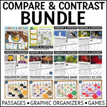 Compare and Contrast Bundle