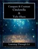 Compare/Contrast CINDERELLA (Marcia Brown) & YEH-SHEN