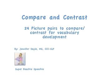 Compare/Contrast Cards