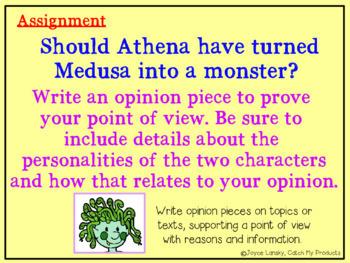 Character Traits & Setting in Greek Mythology