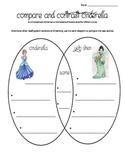 Compare & Contrast Cinderella Chinese, Egyptian: Reading P