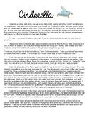 Compare/Contrast Cinderella Vs.Egyptian Cinderella Two Annotatable texts. RL.3.9