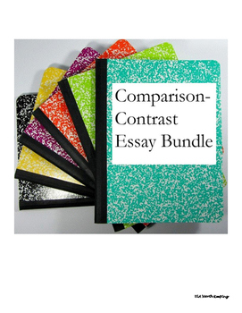Compare-Contrast Essay Bundle
