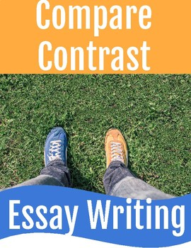 Compare Contrast Essay Writing