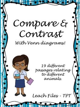 Compare & Contrast Freebie