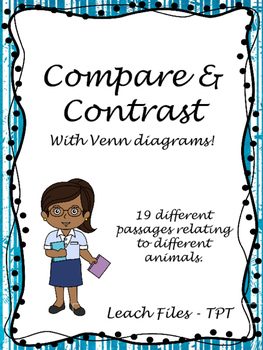 Compare & Contrast Freebie