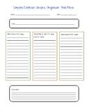 Compare & Contrast: Graphic Organizer (Book & Movie)
