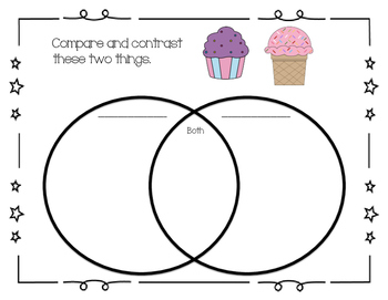 RL.1.9 Compare/Contrast: How are the pictures alike and different