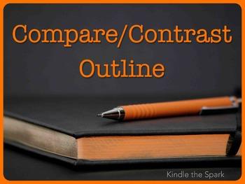 Compare / Contrast Outline 6th - 12th Grade Progression