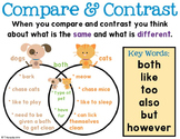 Compare & Contrast Poster