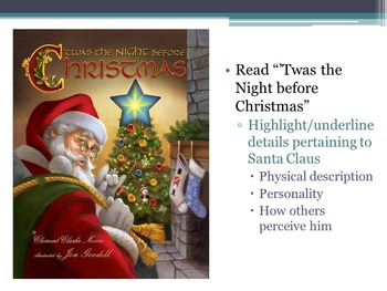 Compare Contrast Santa Claus And Krampus Expository Writing