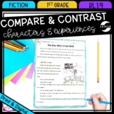 Compare & Contrast Stories - 1st Grade RL.1.9 - Printable