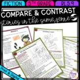 Compare & Contrast Stories in the same Genre- 5th Grade RL.5.9