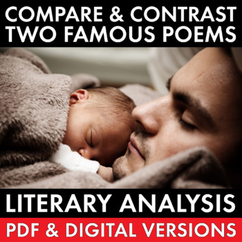 Compare & Contrast Poetry, Hamlet, Rudyard Kipling, Literary Analysis, CCSS