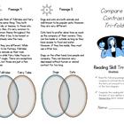 Compare & Contrast Tri-fold