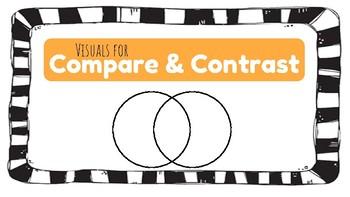 Compare & Contrast Visuals