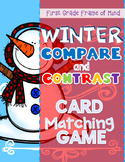 Compare and Contrast WINTER game