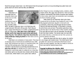 Compare & Contrast Writing Prompt - 3rd - Polar Bears & Grizzly Bears