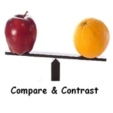 Compare & Contrast Writing Skills