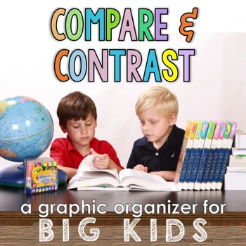 things to compare and contrast for kids