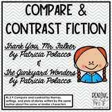 Compare & Contrast with Thank You, Mr. Falker & The Junkya