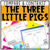 The Three Little Pigs Compare & Contrast Fairy Tales