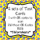 Decimals - Task Cards and Worksheets 4th Grade Common Core