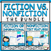 Compare Fiction and Nonfiction Text, Nonfiction Text Features