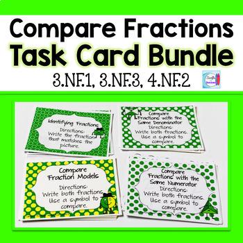 Compare Fractions Bundle